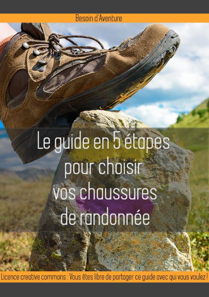 guide-chaussures-randonnée