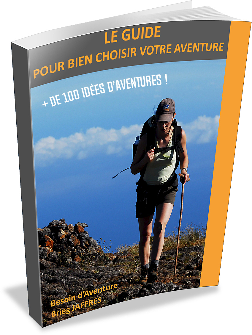 Guide aventure, Besoin d'Aventure